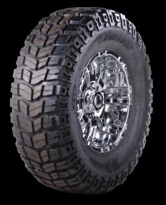Xterrain Radial Tires