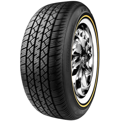 Custom Built Radial Wide Trac Touring Tyre II Tires